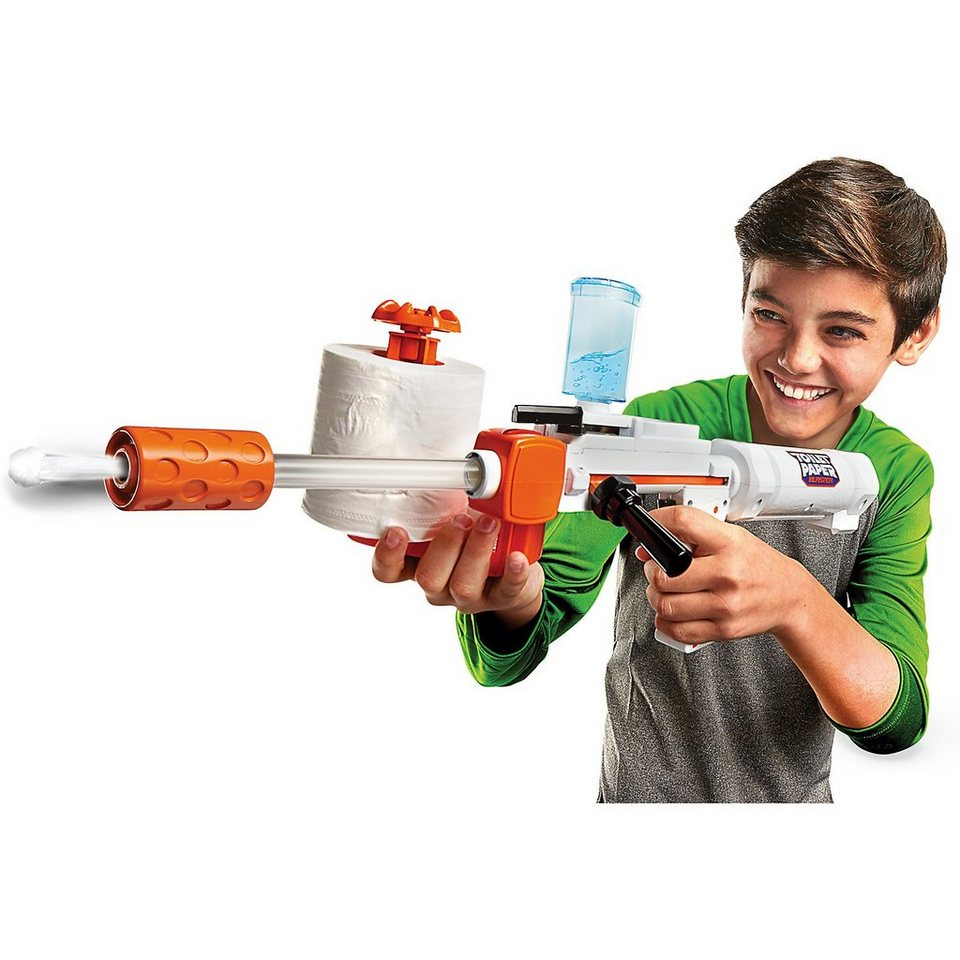 Jakks Pacific Toilet Paper Blasters Skid Shot