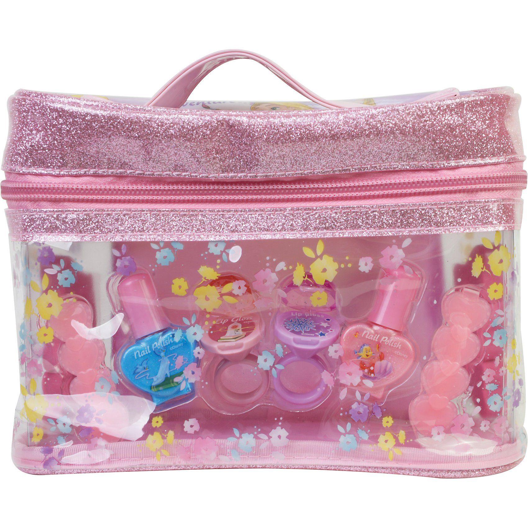 Empeak Disney Princess Makeup Tasche Shimmer & Shine