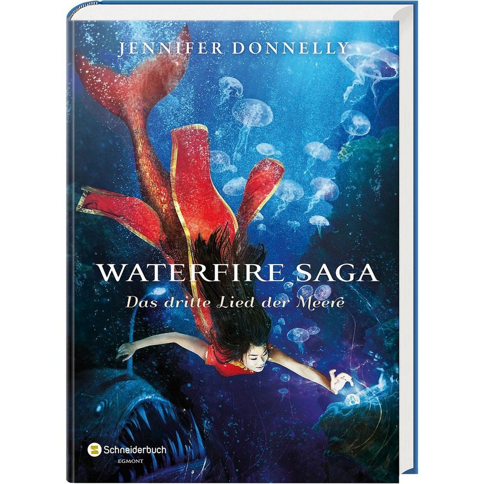Egmont Waterfire Saga: Das dritte Lied der Meere