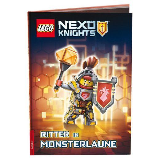 AMEET Verlag LEGO Nexo Knights: Ritter in Monsterlaune
