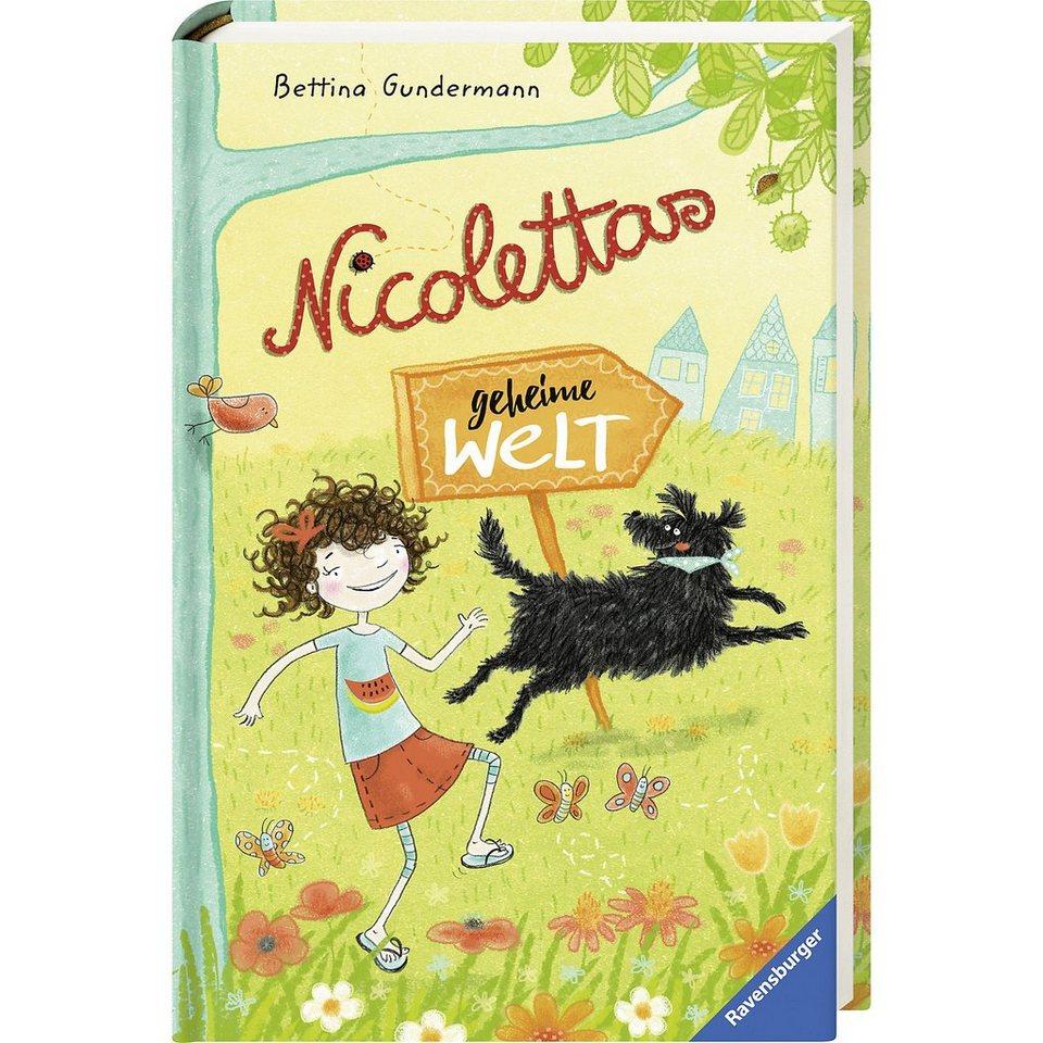 Ravensburger Nicolettas geheime Welt online kaufen