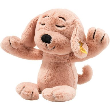 Steiff Soft Cuddly Friends Hund Caramel, 30 cm