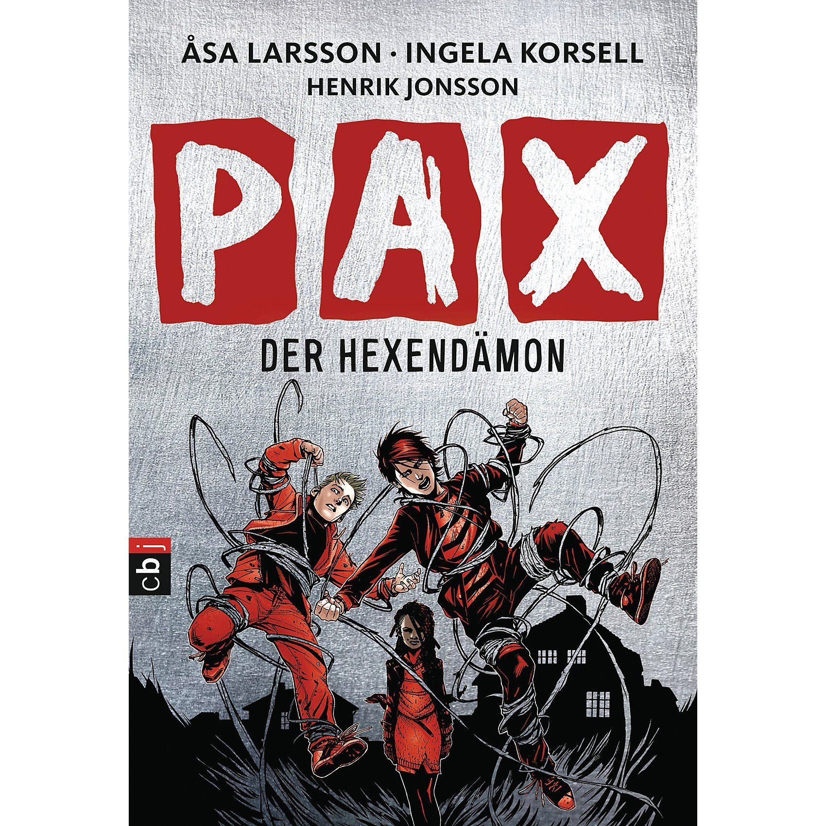 cbj + cbt Verlag PAX: Der Hexendämon