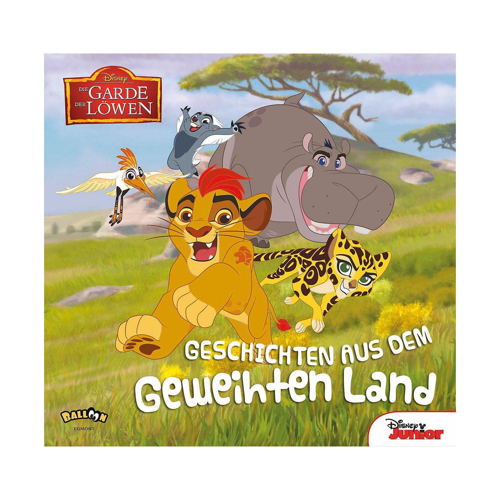 Egmont Die Garde der Löwen: Geschichten aus dem Geweihten Land