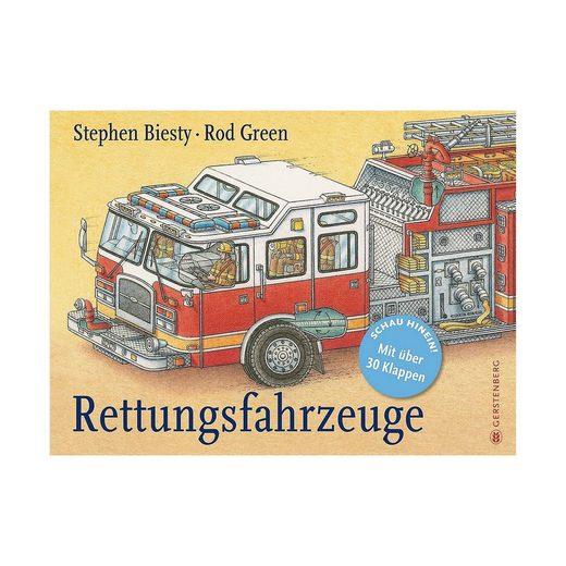 Gerstenberg Verlag Rettungsfahrzeuge