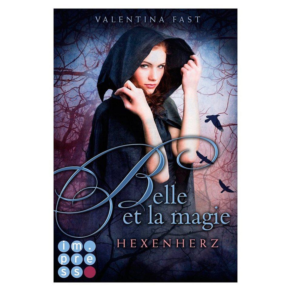 Carlsen Verlag Belle et la magie: Hexenherz, Band 1 online kaufen
