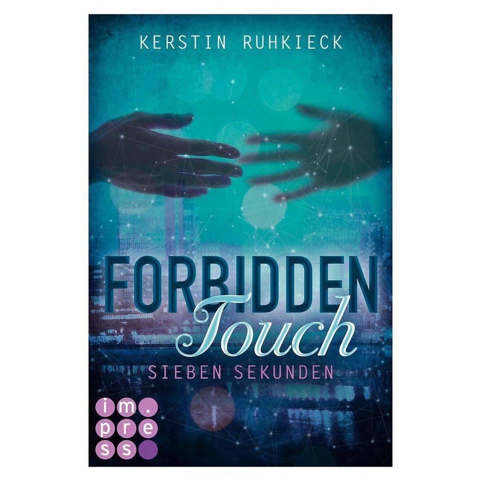 Carlsen Verlag online Forbidden Touch: Sieben Sekunden, Band 1 online Verlag kaufen 6fb466