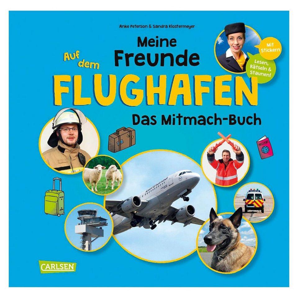 Carlsen Verlag Meine Freunde: Auf dem Flughafen