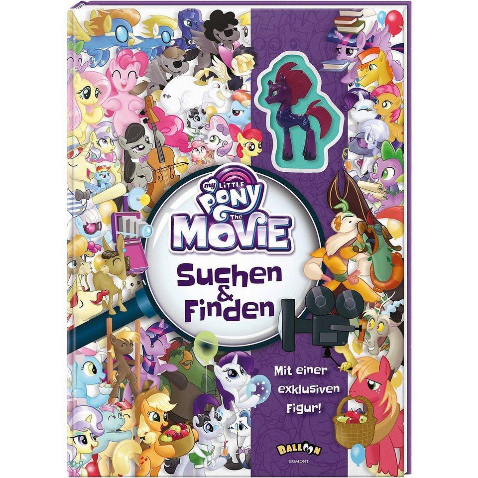 Egmont My Little Pony: Suchen & Finden, Wimmelbuch zum Film online kaufen