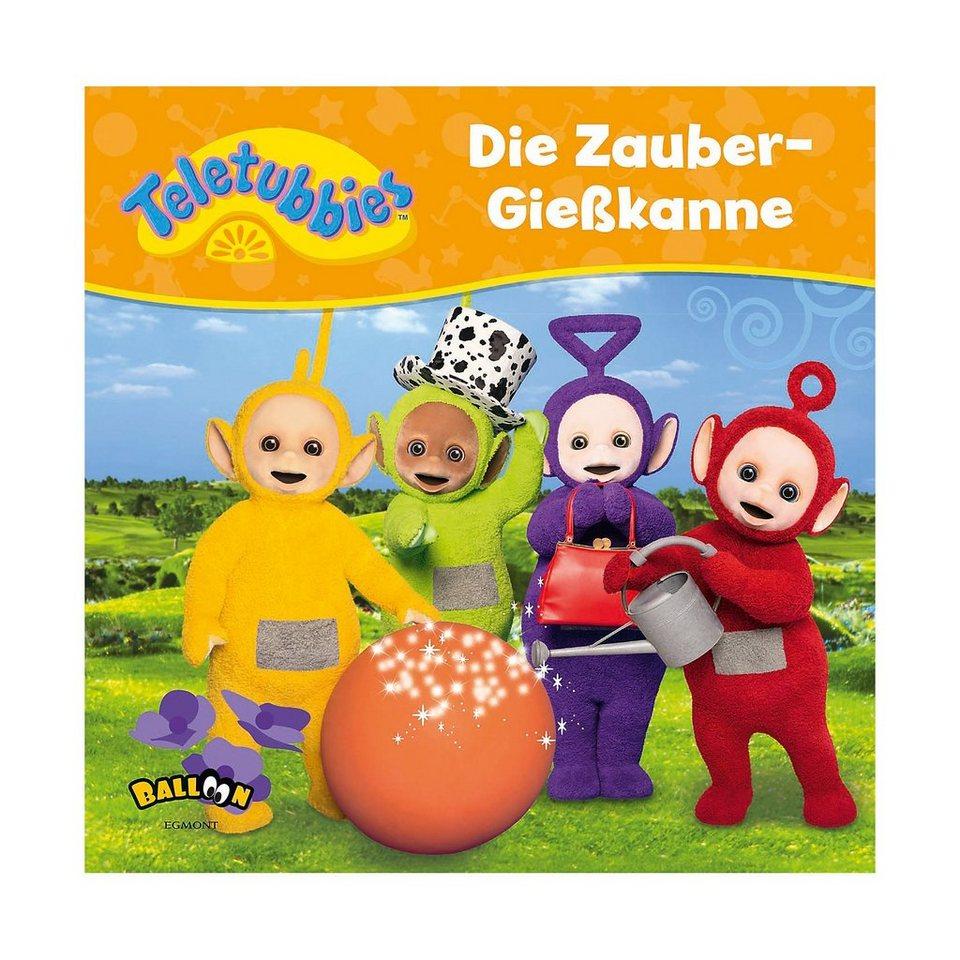 Egmont Teletubbies: kaufen Die Zauber-Gießkanne kaufen Teletubbies: 996ede