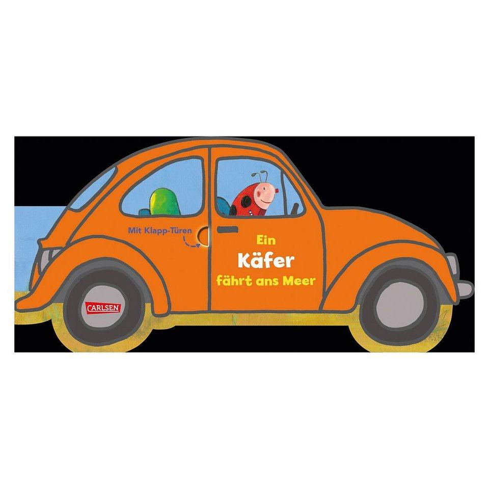 Carlsen Verlag Ein Käfer fährt ans Meer kaufen