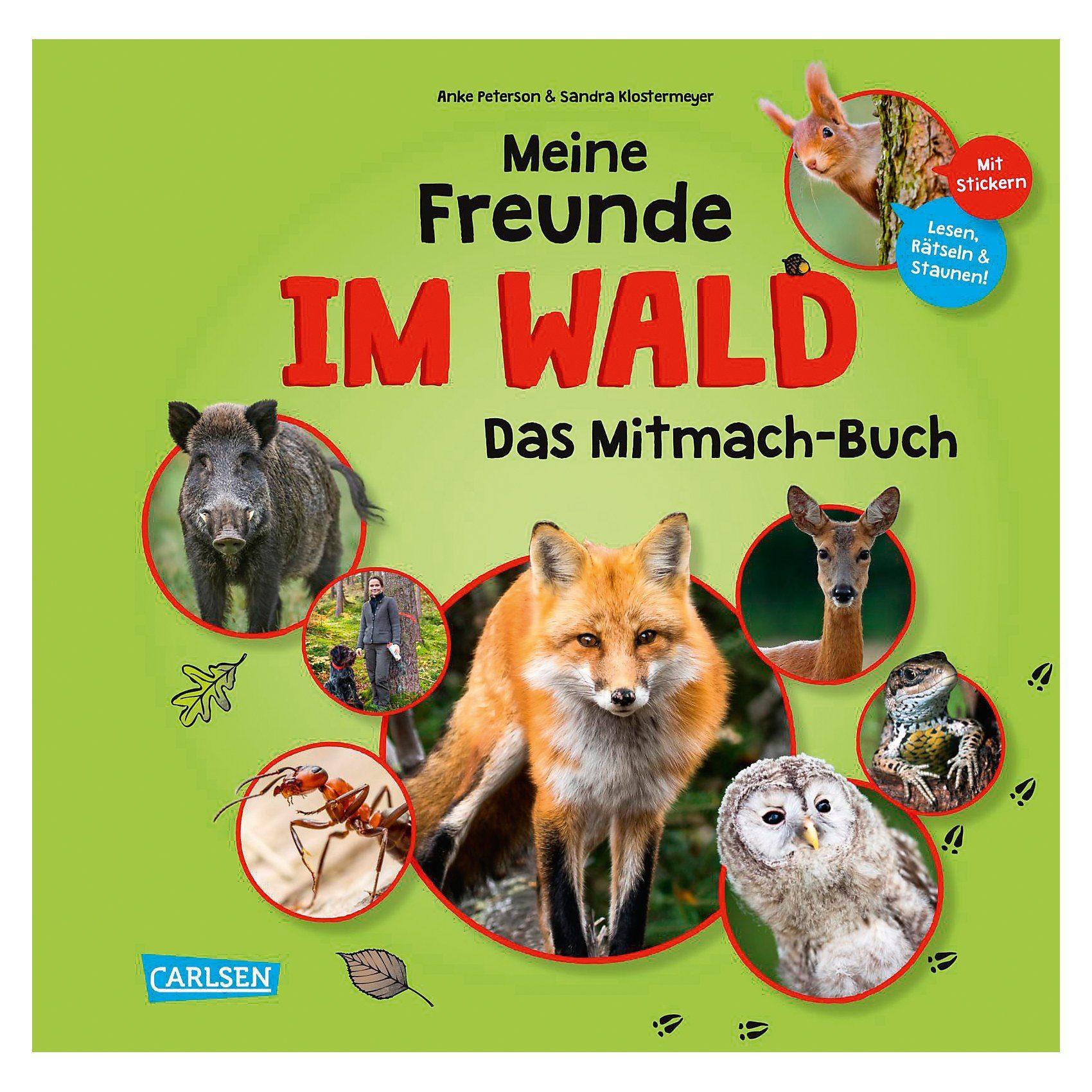 Carlsen Verlag Meine Freunde: Im Wald
