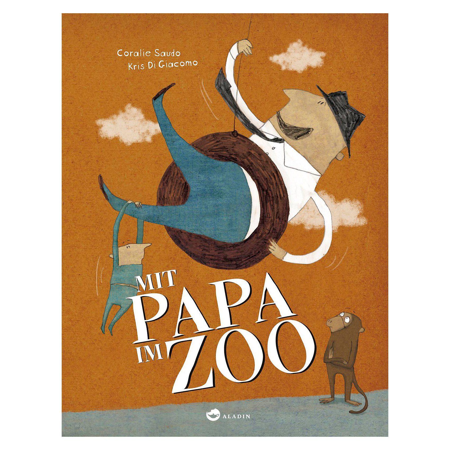 Carlsen Verlag Mit Papa im Zoo