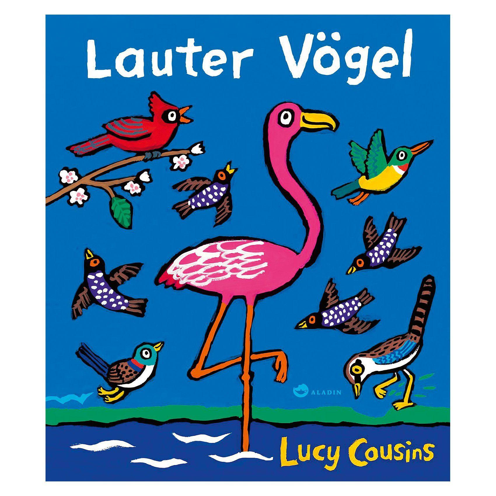 Carlsen Verlag Lauter Vögel