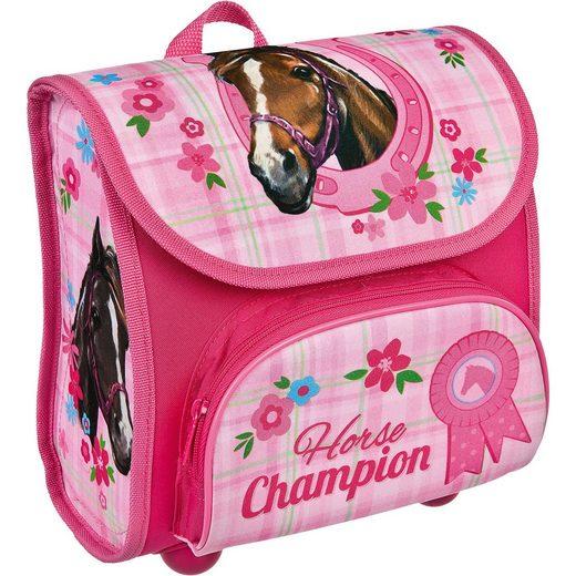 Scooli Mini-Ranzen Cutie Horse Champion