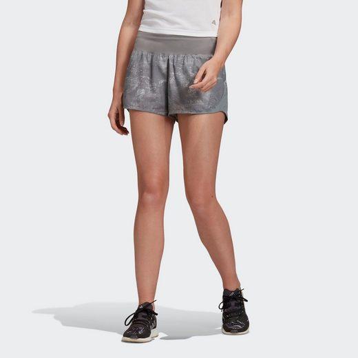 adidas Performance Shorts »Run it Short Washed Look«
