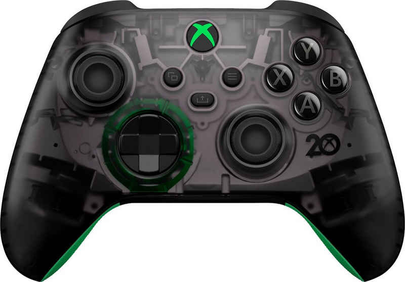 Xbox »20th Anniversary Special Edition« Wireless-Controller