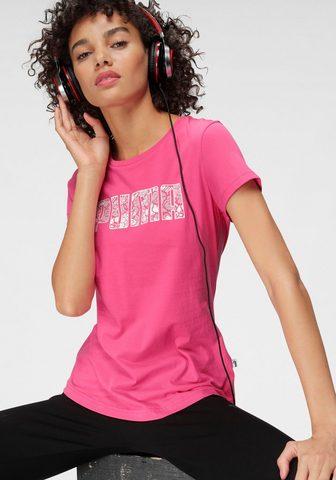 PUMA Marškinėliai »KA Tee«