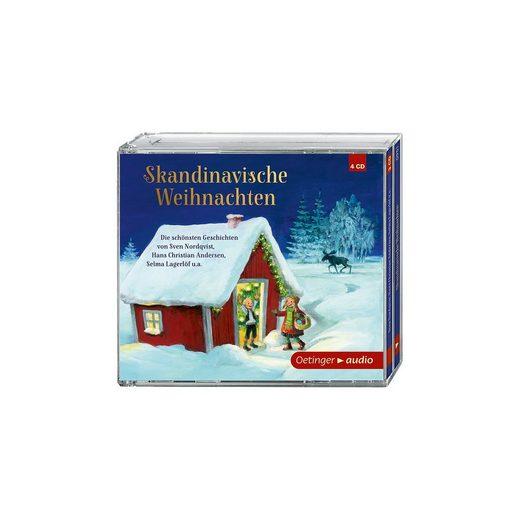 Oetinger Von Wichteln und Rentieren, 3 Audio-CDs