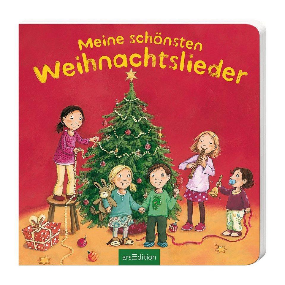 Schönsten Weihnachtslieder.Arsedition Verlag Meine Schönsten Weihnachtslieder Otto