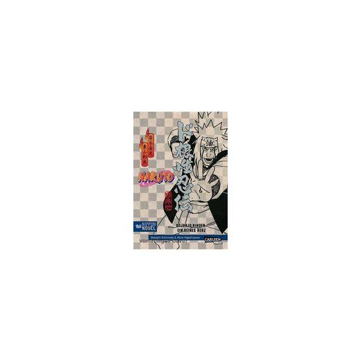 Carlsen Verlag Naruto Dojunjo Ninden: Ein reines Herz (Nippon Novel)