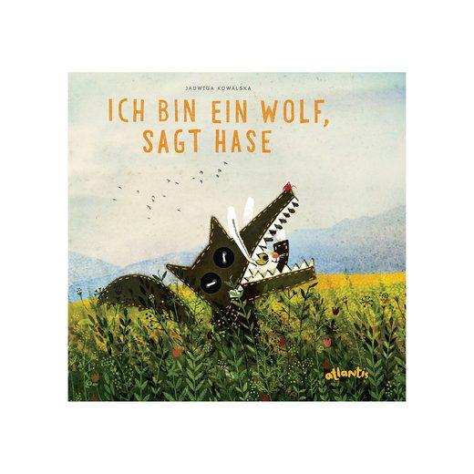 Oetinger Ich bin ein Wolf, sagt Hase