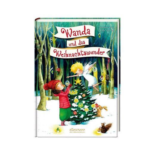 Oetinger Wanda und das Weihnachtswunder