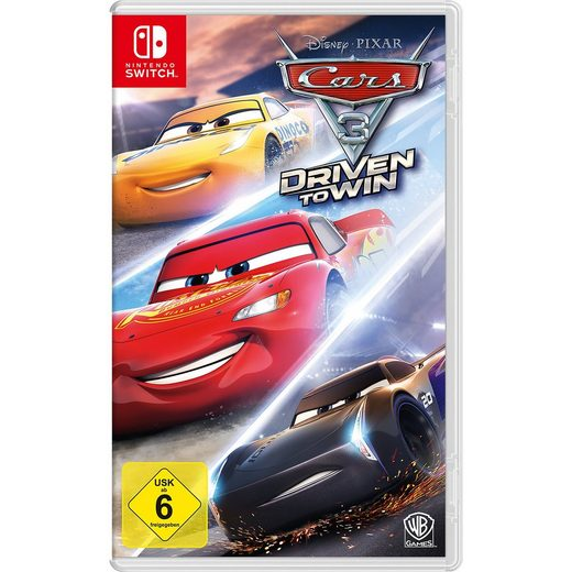 Warner Home Video Nintendo Switch Cars 3 - Driven to Win