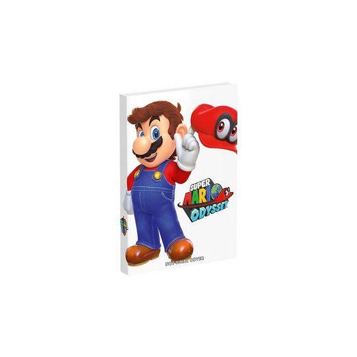 Lösungsbuch Super Mario Odyssey - Collector's Edition - Das