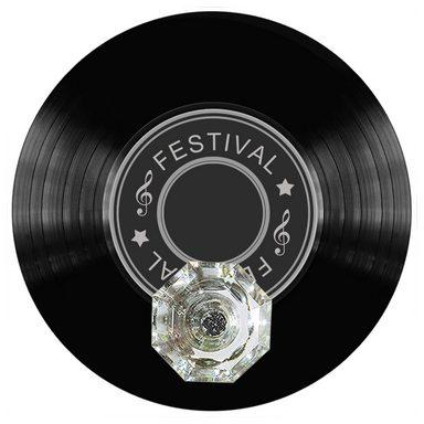 HTI-Line Wandhaken »Vinyl«