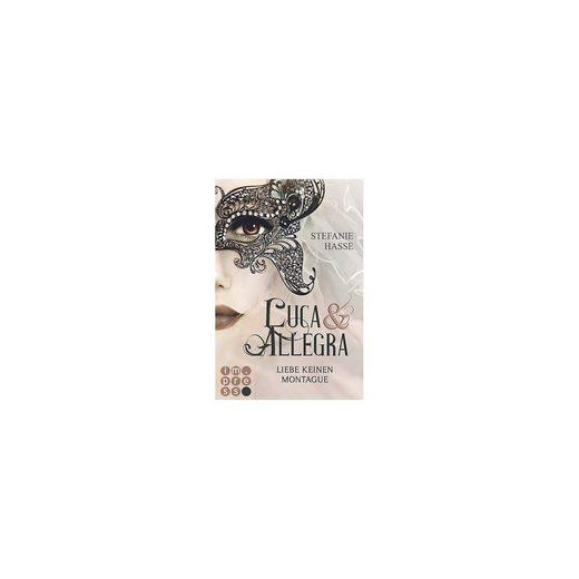 Carlsen Verlag Luca & Allegra: Liebe keinen Montague