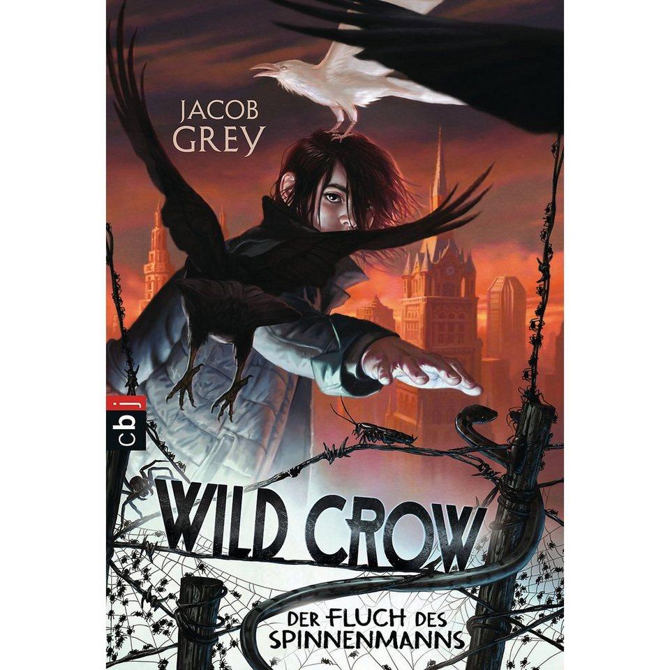 Cbj + cbt Verlag Wild Crow: Der Fluch des Spinnenmanns, Band 1 online kaufen