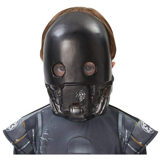 Rubie´s Maske Star Wars K-2SO