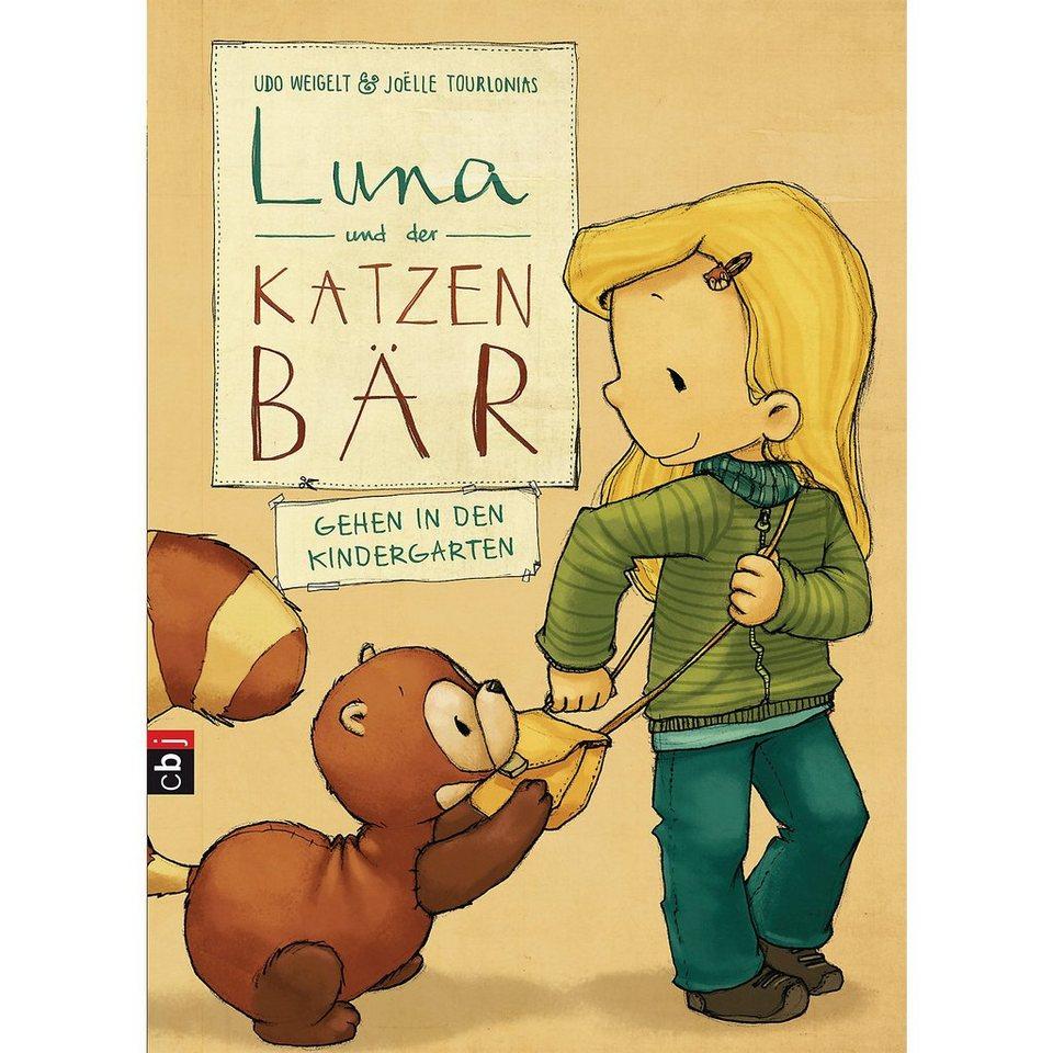 Cbj + cbt Verlag Luna und der Katzenbär gehen in den Kindergarten online kaufen