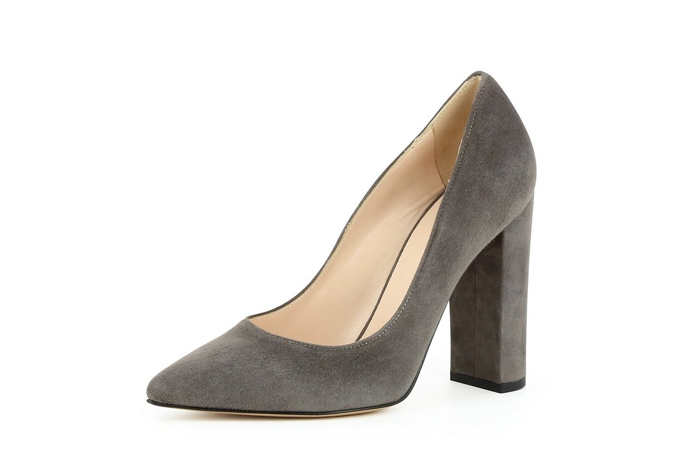 Evita »ALINA« High-Heel-Pumps | Schuhe > High Heels | Braun | Co | Evita