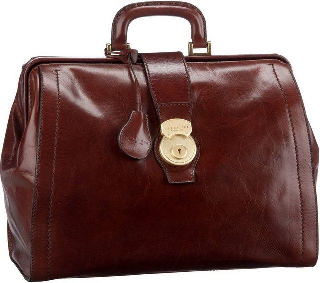 THE BRIDGE Handtasche »Capalbio Arzttasche 2058«   Taschen > Business Taschen > Arzttaschen   Metall   THE BRIDGE