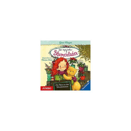 JUMBO Verlag Der magische Blumenladen: Die Reise zu den Wunderbeeren, 1 A