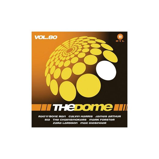 Sony CD The Dome Vol. 80 (2 CDs)