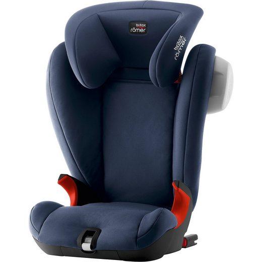 BRITAX RÖMER Auto-Kindersitz Kidfix SL Sict, Black Series, Moonlight Blue