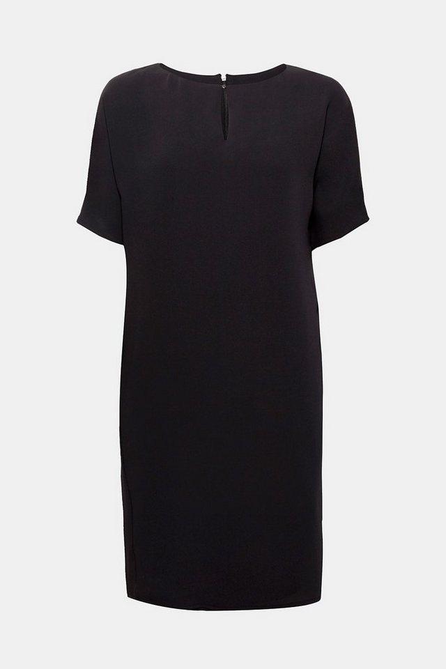 Esprit Collection Puristisches Kleid mit O-Shape
