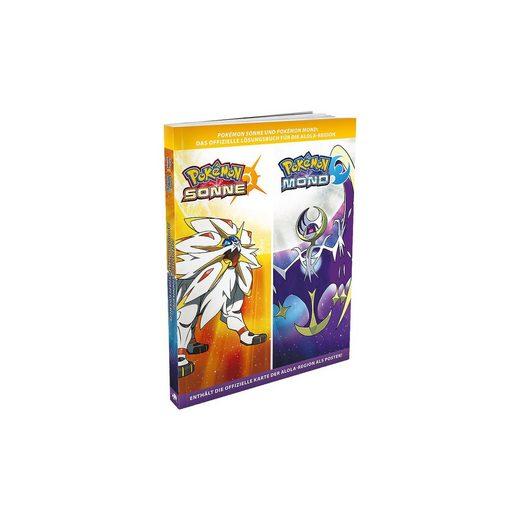 Lösungsbuch Pokemon Sonne und Pokemon Mond: Das offizielle L
