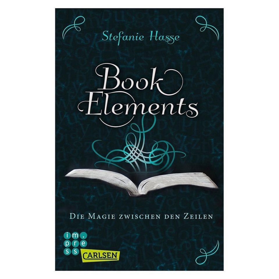 Carlsen Verlag BookElements: Die Magie zwischen den Zeilen, Band 1 online kaufen