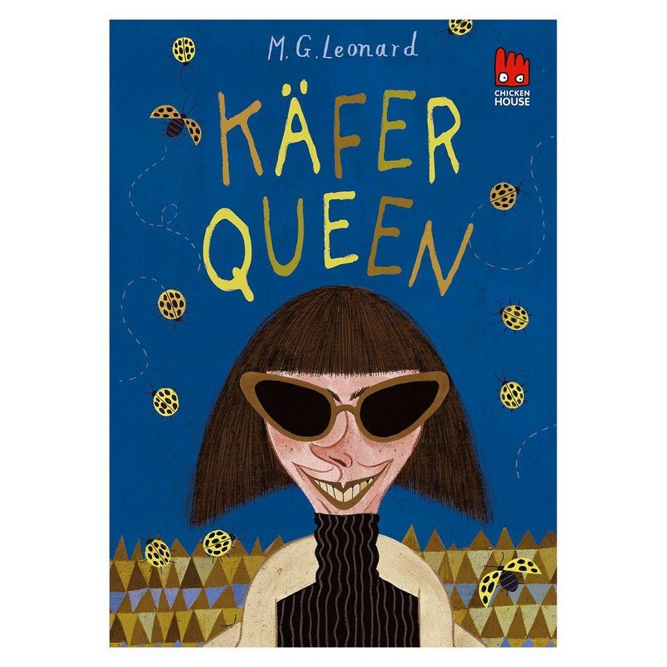 Carlsen Verlag Die Käfer-Saga: Käfer-Queen, Band 2
