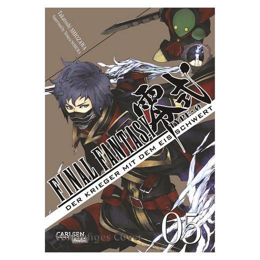 Carlsen Verlag Final Fantasy - Type-0, Band 5