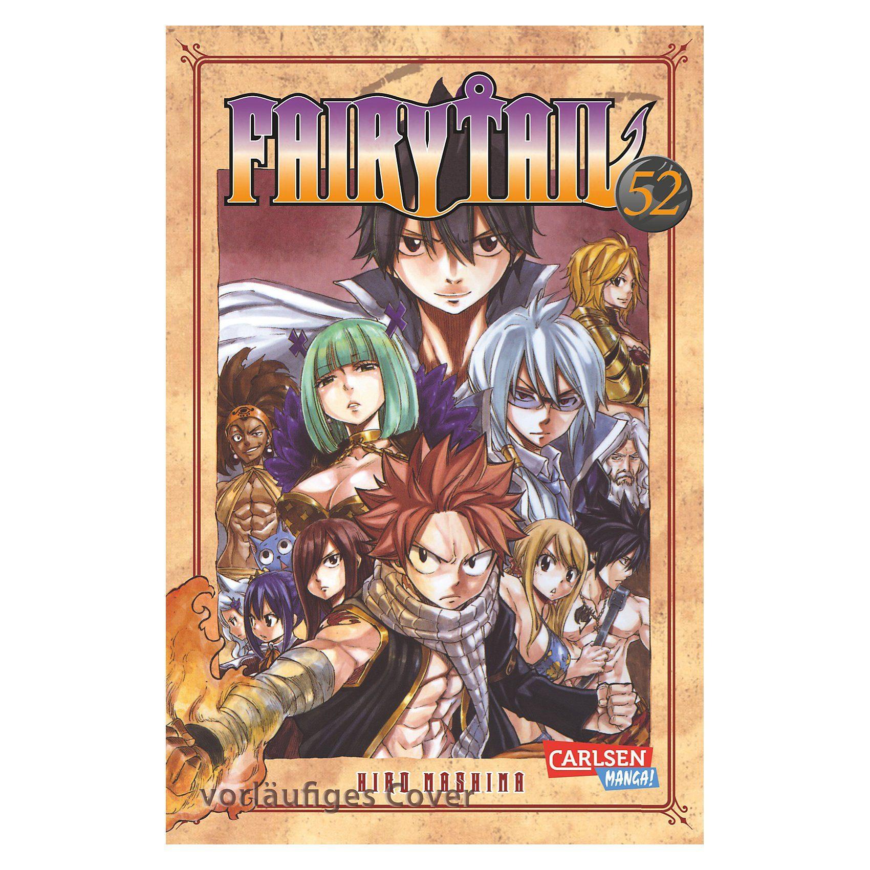 Carlsen Verlag Fairy Tail, Band 52