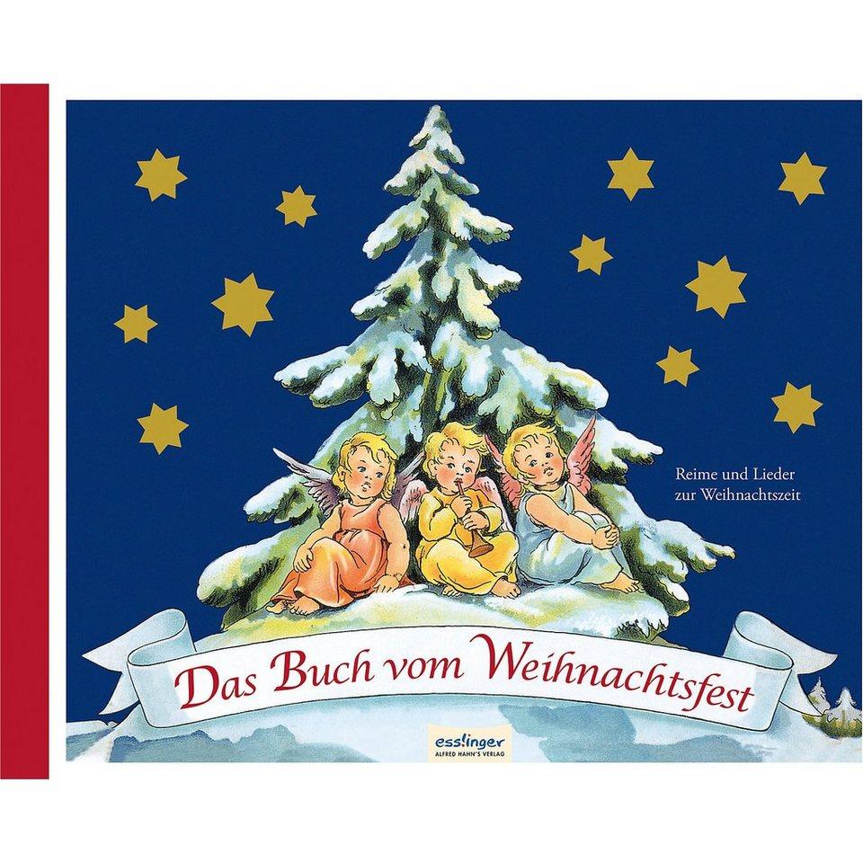 Thienemann Esslinger Verlag Das Buch vom Weihnachtsfest online kaufen