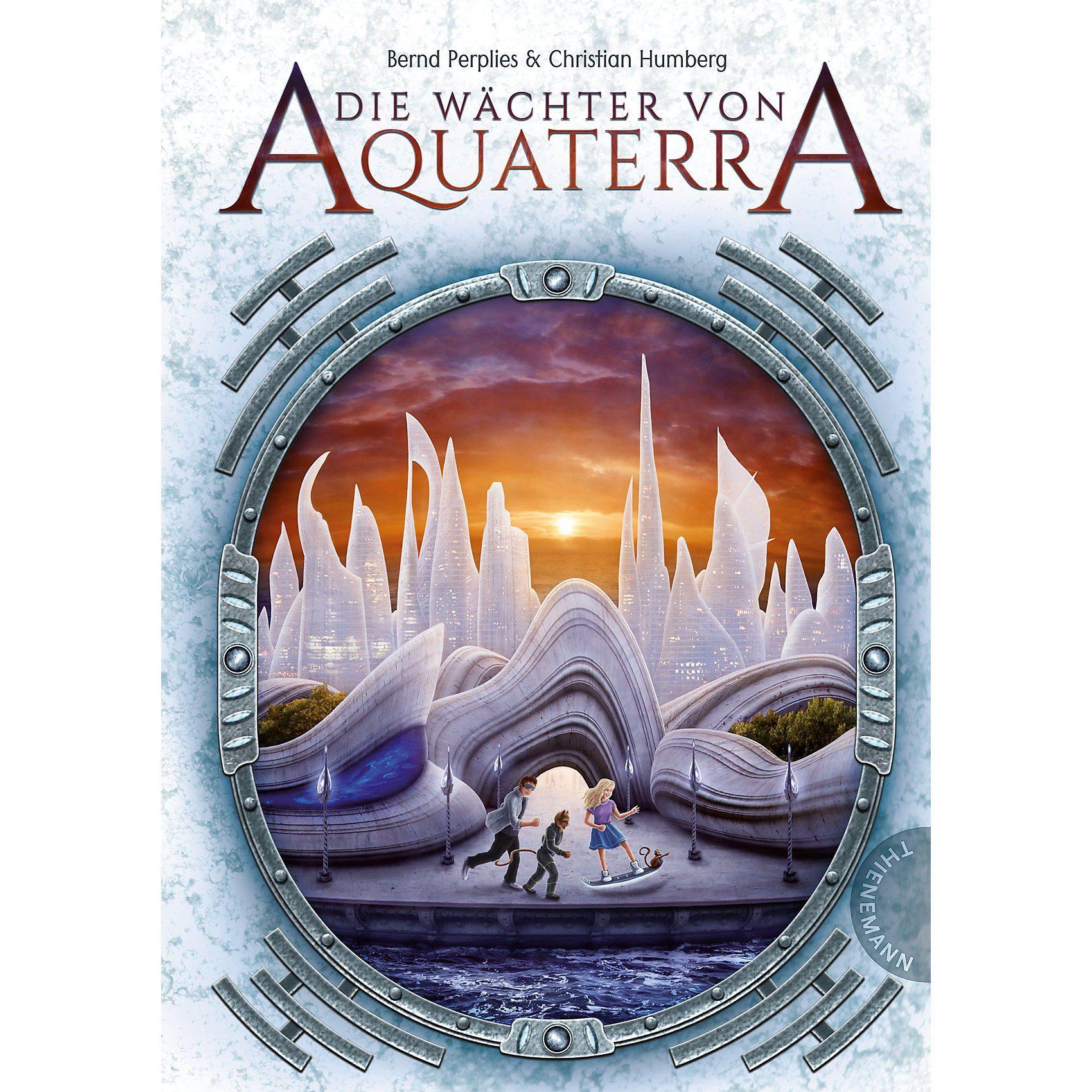 Thienemann Esslinger Verlag Die Wächter von Aquaterra