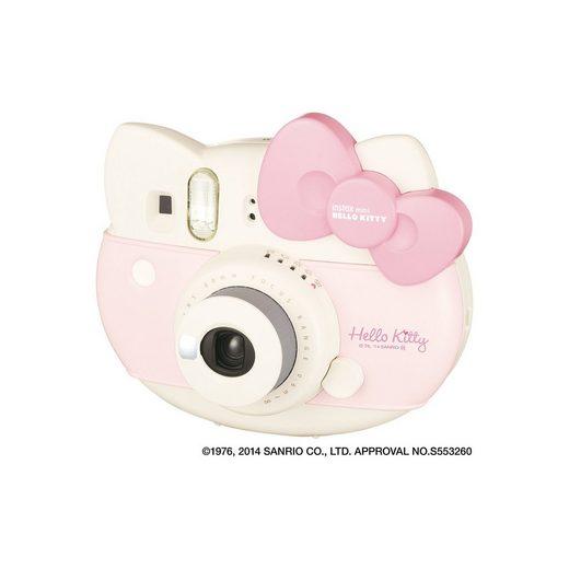 FUJIFILM instax mini Hello Kitty Set Sofortbildkamera inkl. Film