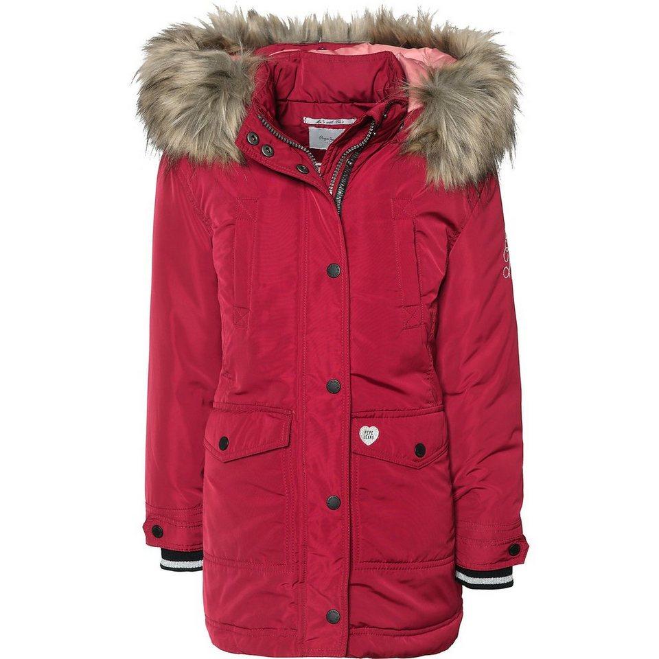 Pepe Jeans Wintermantel MARIANNE für Mädchen   OTTO 78c075d299
