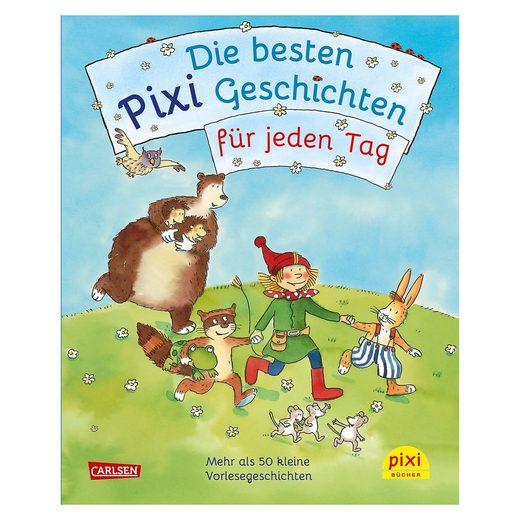 Carlsen Verlag Die besten Pixi-Geschichten für jeden Tag, Sammelband